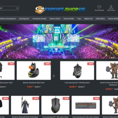 eSport Shop