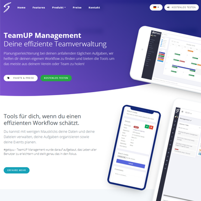 TeamUp Management
